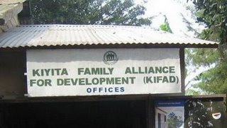 KIFAD office